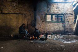 Refugees Belgrado